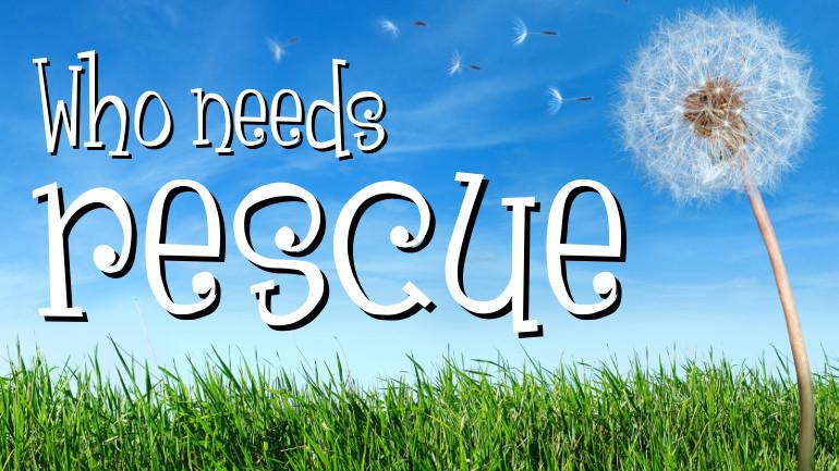 Who Needs Rescue