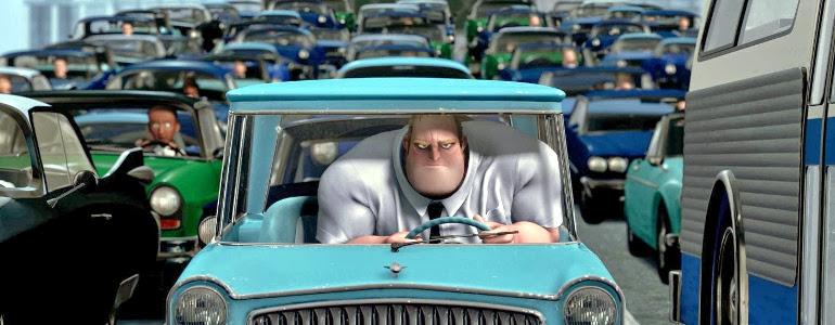 In Traffic