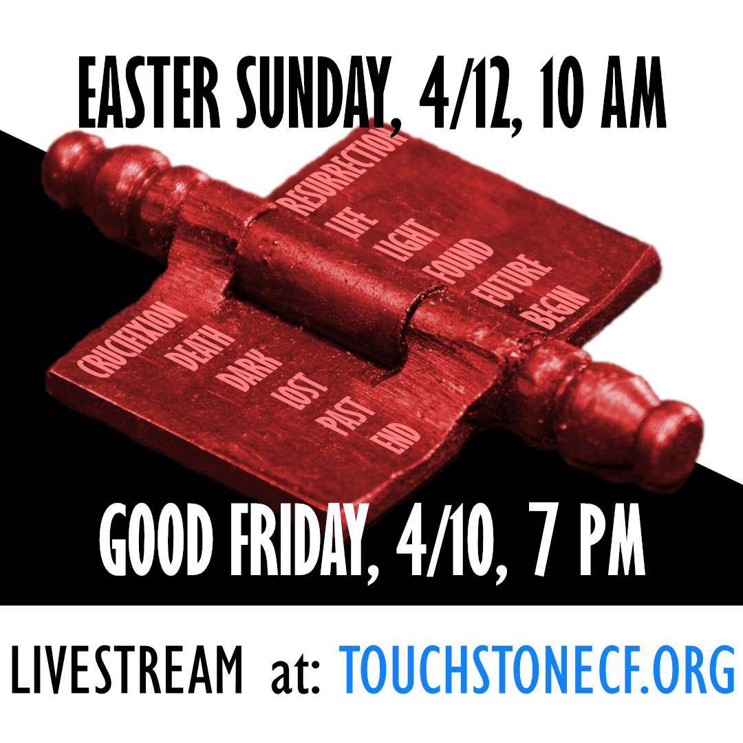 Good Friday and Easter Sunday Livestream Invite